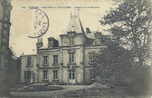chateau de la richerie ancien