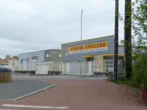 zone artisanale Les Nouettes