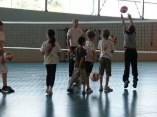 Séances Volley-Ball pour les Jeunes
