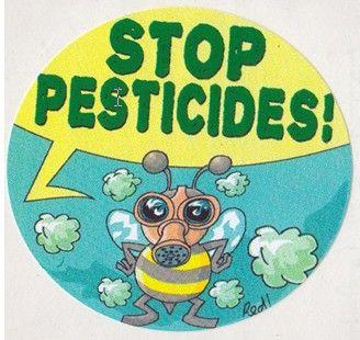Stop-pesticides